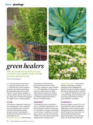 Better Homes And Gardens -March 2016