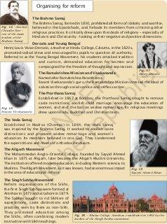 IAS-PCS-Women, Caste and Reform