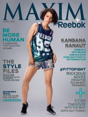 Maxim India-April 2016