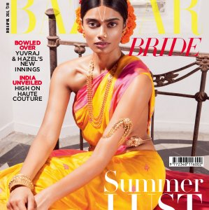 Harper's Bazaar Bride-Harper's Bazaar Bride-April 2016