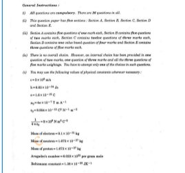 CBSE-CBSE Class 12 Physics Question Paper (All India) 2016