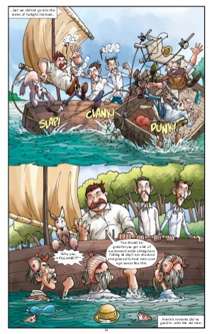 Three Men in a Boat-Three Men in a Boat