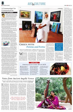 The Sunday Standard Magazine - Delhi-29-05-2016