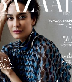 Harper's Bazaar India-Harper's Bazaar India- June 2016
