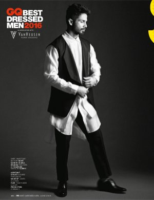 GQ India-June 2016 + GQ India's Best Dressed Men 2016