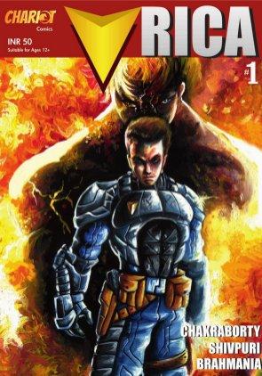 VRICA-Mans Fury Gods Wrath