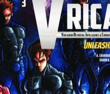 VRICA-VRICA Vol 1 Issue 3 - VRICA Unleashed