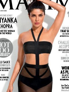 Maxim India-June /July 2016