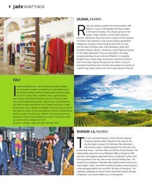 Jade Magazine-January 2013