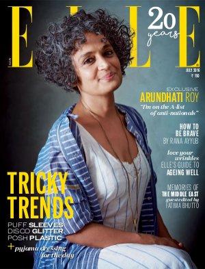 ELLE India-July 2016