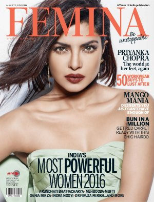 Femina-Femina Volume 57 Issue 16