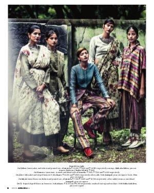 GRAZIA India-August 2016
