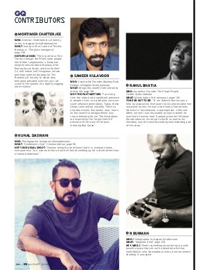 GQ India-August 2016 + GQ Connect 2016