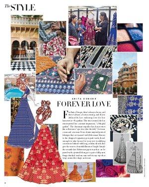 Harper's Bazaar Bride-Harper's Bazaar Bride- August 2016