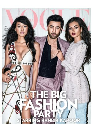 VOGUE India-September 2016 and Vogue India Wedding Book 2016