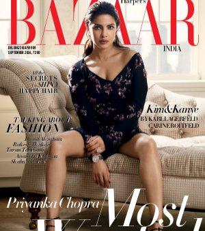 Harper's Bazaar India-Harper's Bazaar-September 2016