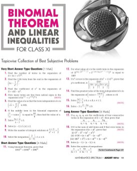 Mathematics Spectrum-Spectrum Mathematics - Aug 2016