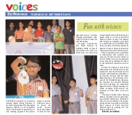 Voices-22nd September 2016