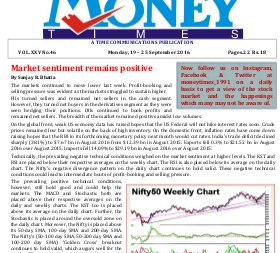 MONEY TIMES-Monday, 19 - 25 Sept 2016