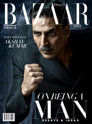 Harper's Bazaar India-Harper's Bazaar -October 2016