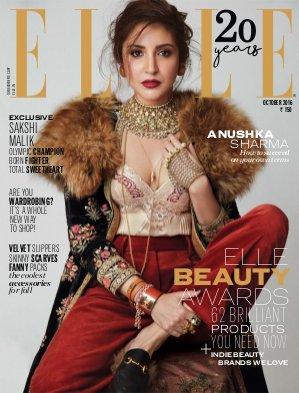 ELLE India-October 2016