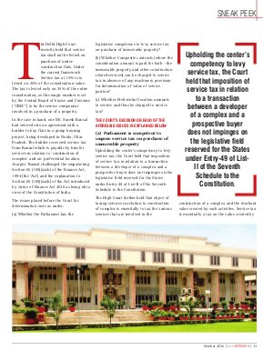 Lex WITNESS - India's First Magazine on Legal & Corporate Affairs-Lex Witness October 2016
