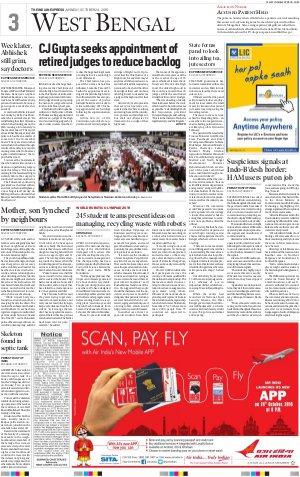 Kolkata-October 24, 2016