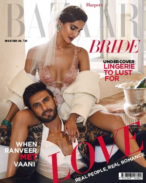 Harper's Bazaar Bride-Harper's Bazaar Bride -October 2016