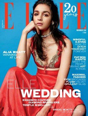 ELLE India-November 2016