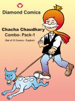 Chacha Chaudhary Combo (Set of 12) English