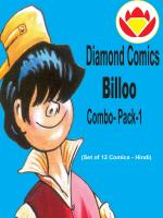 Billoo-Combo-Set-of-12-Hindi