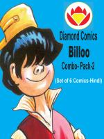 Billoo-Combo-Set-of-6-Hindi