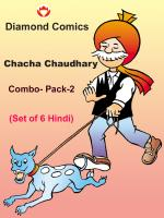Chacha-Chaudhary-Set-of-6-Hindi