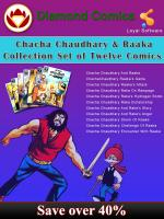 Chacha Chaudhary and Raaka-English