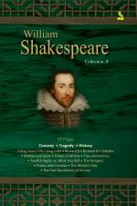 William Shakespeare Collection-3 | Tue Apr 30, 2013