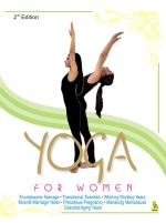 YOGA FOR WOMEN | Tue Apr 30, 2013