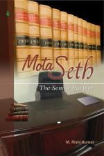 MOTA SETH THE SENIOR PARTNER | Wed May 01, 2013