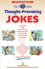 THOUGHT-PROVOKING JOKES | Sat May 04, 2013