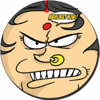Angry Maushi comics - Read on ipad, iphone, smart phone and tablets