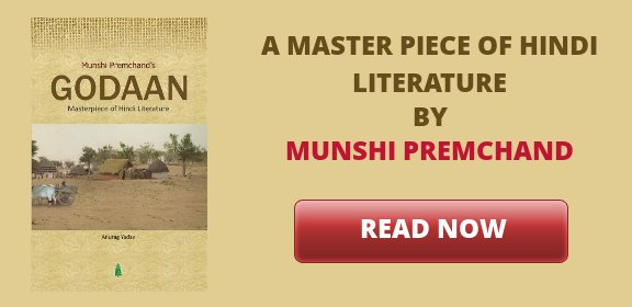 Godaan is one of the most celebrated novels of Munshi Premchand. Set in pre-independence India, the novel captures social and economic conflict in a north Indian village.  The story revolves around Horiram, a poor village farmer, and the struggle of his family to survive and maintain their self-respect. Horiram does everything in his capacity to fulfil his sole desire ??