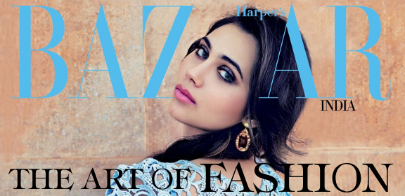 Harper's Bazaar India is a magazine that celebrates the best in luxury, design and style. It's where fashion gets personal. While it's a fashion magazine, and the emphasis is on fashion, it is also a champion of personal style. Harper's Bazaar understands that women want to know the latest news and fashion trends, yet encourages a very personal expression of that style. It believes women are fabulous at every age, and is committed to celebrating that in every issue.