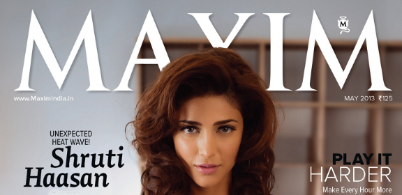 MAXIM is India's Leading Men's Magazine Its a guy's go-to guide for everything that interests him & arms him with tools to live a better life & have more fun doing so. Every new issue is full of guy-friendly knowledge, fun, real-world advice and the most amazing things out there to make you cooler, happier and more relaxed. From the hottest girls to the latest gizmos and from wicked jokes to incredible human stories, MAXIM has it all.