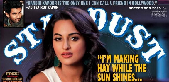 Stardust is one of India's most reputed and widely read film magazines. It dares to ask questions that other publications don't and has the latest news, gossip, scoops, features and in-depth interviews with your favourite stars.