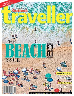 Outlook Traveller, November 2017