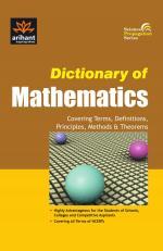 Mathematics Dicti...
