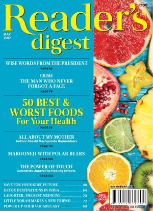 Reader's Digest- May 2017