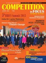 Competition In Focus | June 2013