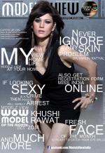 modelz_view_magazine_jan_2013_cover_girl_mansi_sharma