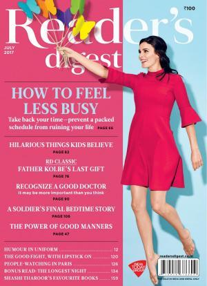 Reader's Digest- July 2017