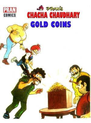 Chacha Chaudhary aND GOLD COINS